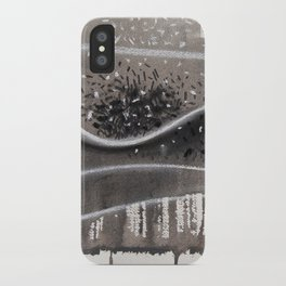 cabin fever iPhone Case