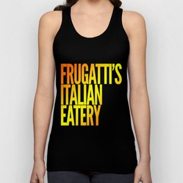 Frugatti's shirt Unisex Tank Top