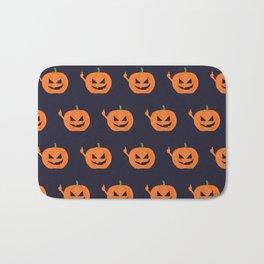 Pumpkin Spice Bath Mat