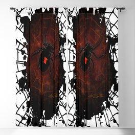 Black Widow (Signature Design) Blackout Curtain