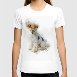 Jack Russell T-shirt