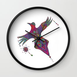Color for Life Wall Clock