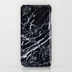 Real Marble Black iPod touch Slim Case