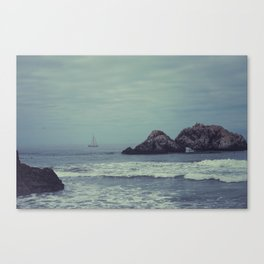 Land's End Canvas Print
