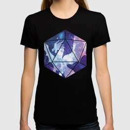 D20 Dragon Bright Soul T-shirt