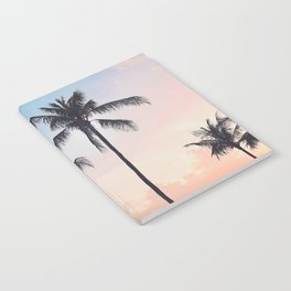 Paradise Cove Sunset Notebook