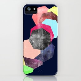 HECTAGON LIFE iPhone Case