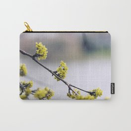 Every flower is a soul blossoming in nature Carry-All Pouch