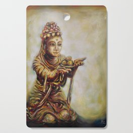"""""""The Offering of the Six Devas - Fruit"""" Cutting Board"""