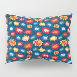 Action Packed! Pillow Sham