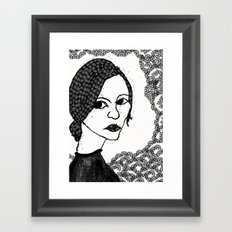 160. Framed Art Print