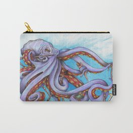Octopus Revenge Carry-All Pouch