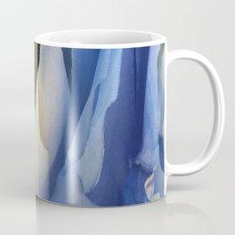 303 - Abstract Flower Design Coffee Mug
