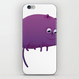 Bloon Cat iPhone Skin