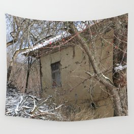 old house Wall Tapestry