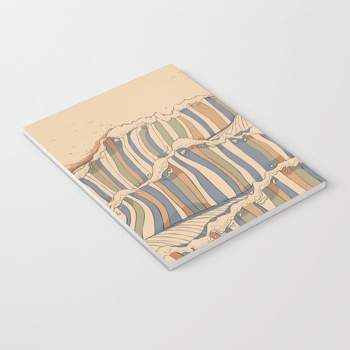 Ocean of love Notebook