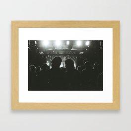 Saudade IV Framed Art Print