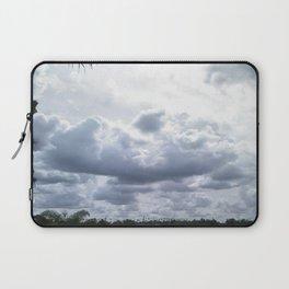 Tut Tut, It Looks Like Rain Laptop Sleeve