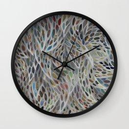 Deadleaf Wall Clock