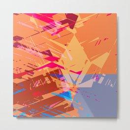 91917 Metal Print