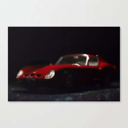 250 GTO #1 Canvas Print