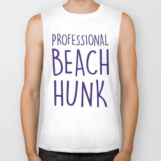 PROFESSIONAL BEACH HUNK Biker Tank