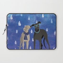 Sighthounds Watercolour Laptop Sleeve