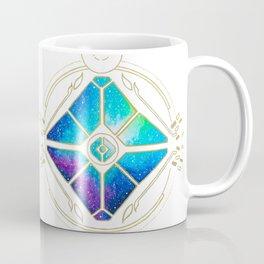 Nebula Ghost Coffee Mug