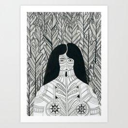 Sheshaman Art Print