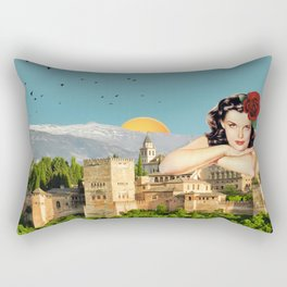 MI ALHAMBRA  Rectangular Pillow