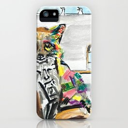 Piece of Portugal iPhone Case