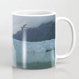 Glacier Bay National Park Margerie Glacier Alaska Coffee Mug