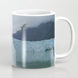Glacier Bay National Park Margerie Glacier Alaska Coffee Mug