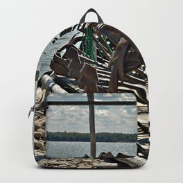 Anchors Backpack