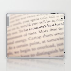 Someone's Best Friend Laptop & iPad Skin