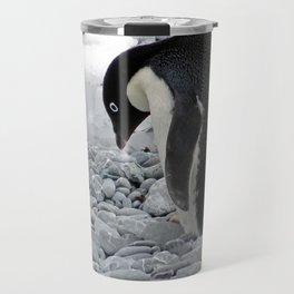 Adelie Penguin Travel Mug