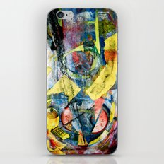 Time Collage iPhone & iPod Skin