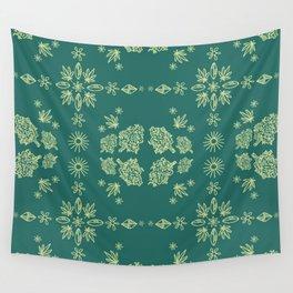 Nug Pattern Wall Tapestry