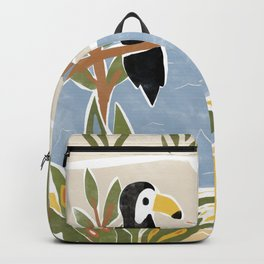 The Jungle Jumbos Backpack