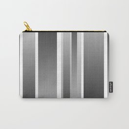 Color Black gray Carry-All Pouch