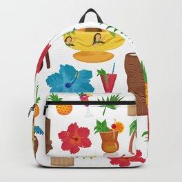 Totally Tiki Backpack