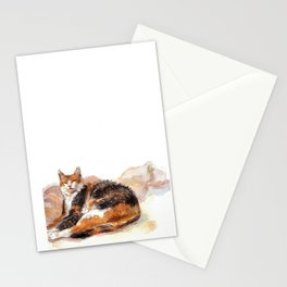 cat 011 Stationery Cards