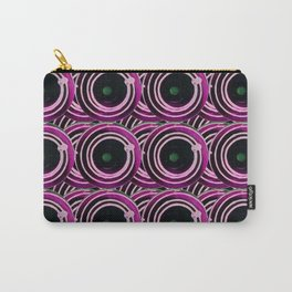Circle design number * Carry-All Pouch