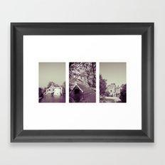 Scotney Trio Framed Art Print