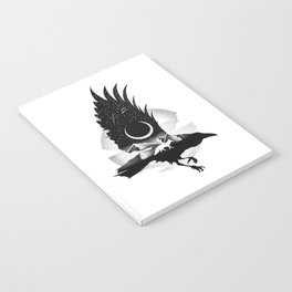 THE RAVEN AND THE FOX Notebook