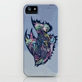 Betta iPhone Case