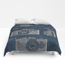Cazin Camera patent art Comforters