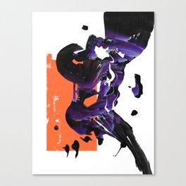 Visitations I Canvas Print