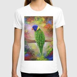 Bird 76 Parrot T-shirt