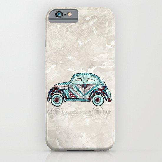 VosVos in Wonderland iPhone & iPod Case
